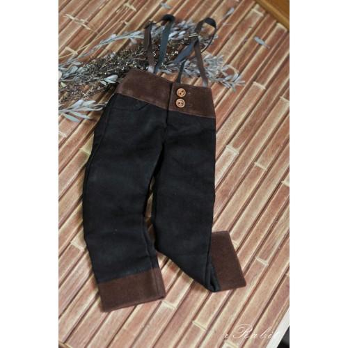 1/3 Capri Pants with Suspenders  BSC013 2003