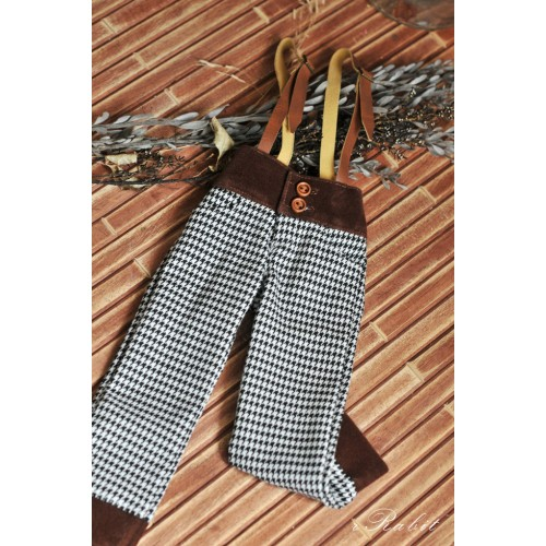 1/3 Capri Pants with Suspenders  BSC013 2006