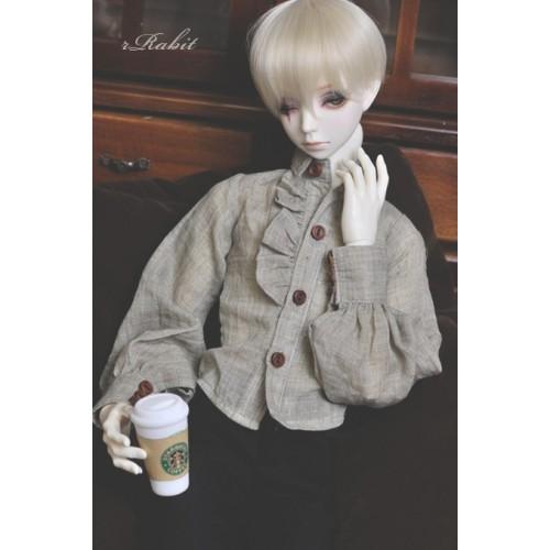 1/3 *Basil Shirt * BSC023 1805 (Khaki)
