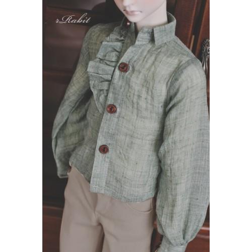 1/3 *Basil Shirt * BSC023 1806 (Olive)