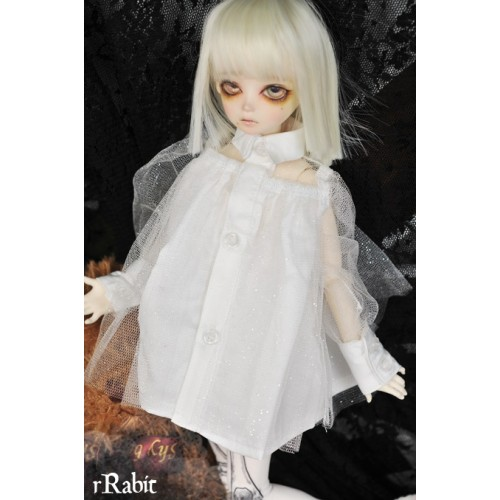 1/4 free size: Tiara Dress - Halloween theme's BSC024 1701 (White)