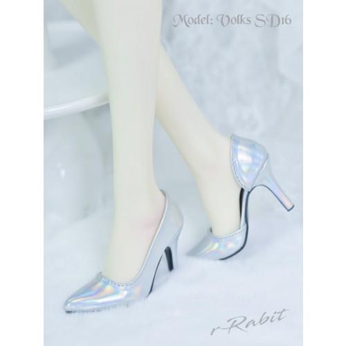 Queen's heels ✚1/4 HighHeels/MDD/AP/Minifee/Unoa [DA002] - Sliver Laser