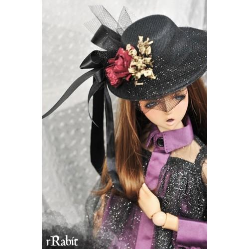 Rosing wood Hat - Halloween theme