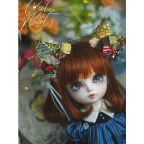 "[Le Maître chat] 8""~9"" head accessories HB-004"