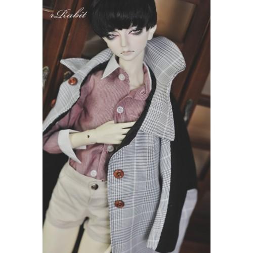 1/3 [Flying squirrel sleeve Coat] HL041 1906