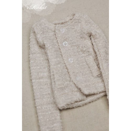 1/4 Cute Round Neckline Sweater coat KC020 1623