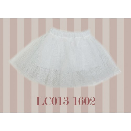 1/4 Petti Skirt  LC013 1602