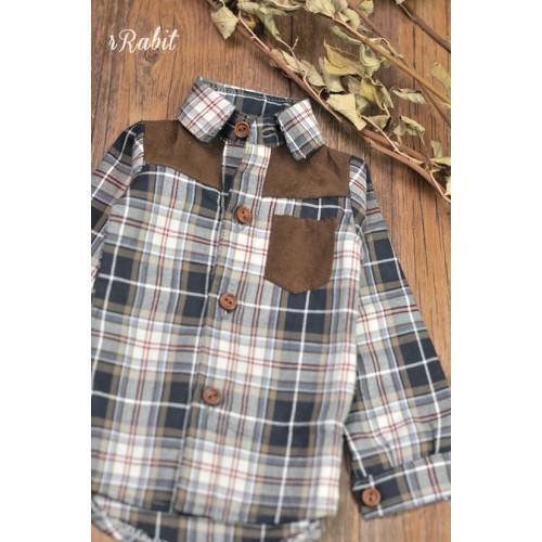 1/4 MSD MDD [Patchwork shirt] MG001 1924