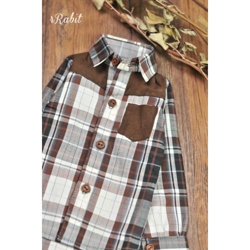1/4 MSD MDD [Patchwork shirt] MG001 1927