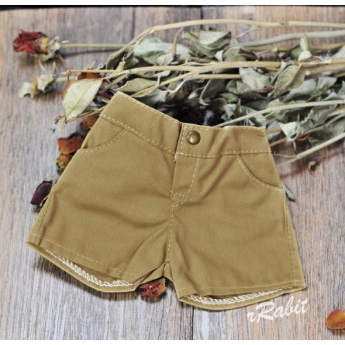 1/4 Short Pants - MG047 010