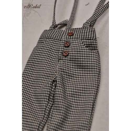 1/4 Antique Suspender pants MG052 1608