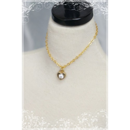 1/3 & 1/4 * Necklace * RA160720