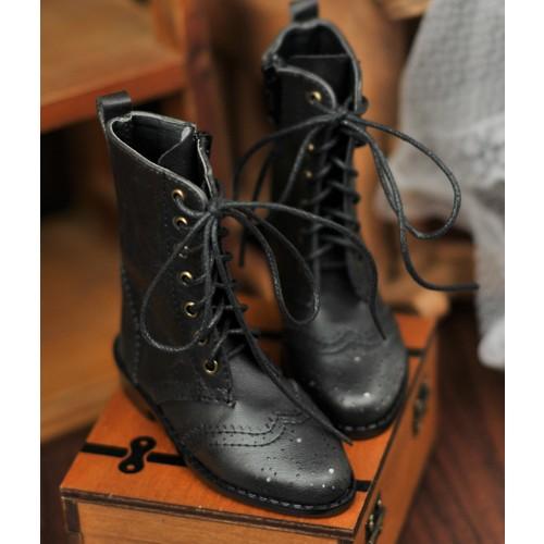 70 ~80cm ~ Men's Boot * RHL003 - Black