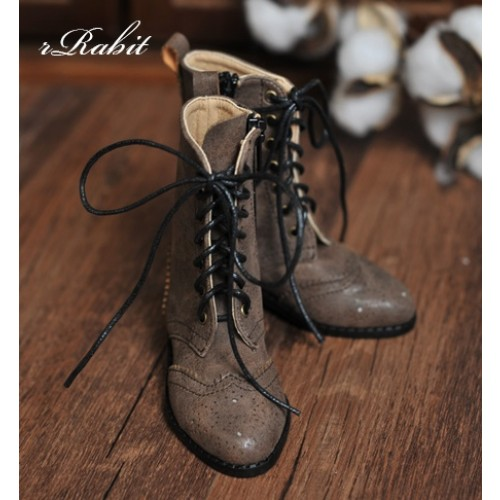 1/3 SD13 SD17 Antique Boots - RHL003 WideWood