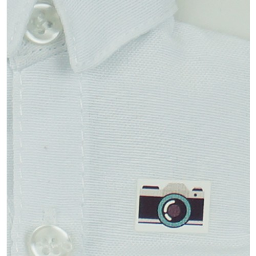 [Limited] 1/4 * Heat-Transfer shirt - RSP013 Diana camera