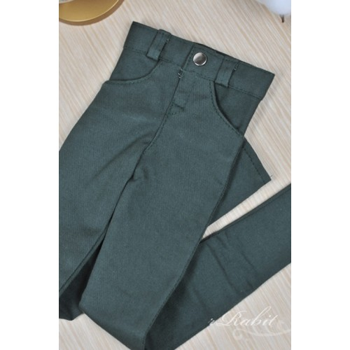 70cm up+/ Elastic Fabic Pencil Pants * SH005 024