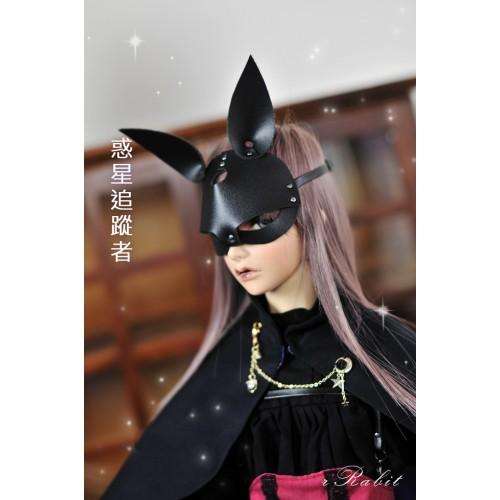 1/3 rRabit Mask - Black