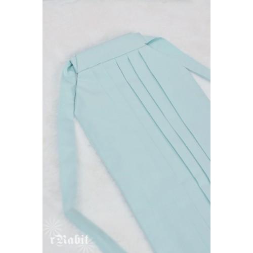 1/4 Hakama 行燈袴 (Japanese Bottom Dress) TS001 1710 (Powder blue)