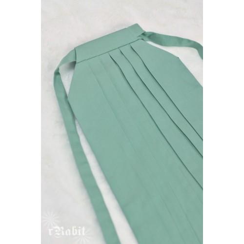 1/3 Hakama 行燈袴 (Japanese Bottom Dress) TS001 1712 (Lake Green)
