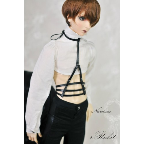 [1/3Boy/SD17] Harness - ZD010 Black