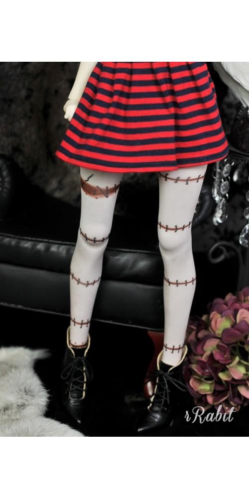 1/3 Girl/DD -[Coven Socks] - Stitching - CVS190903
