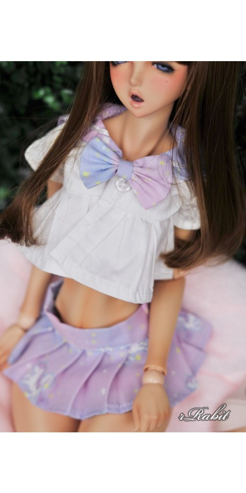 1/4 MSD MDD Holiday Angel Philia - Sailor Cute Dress Set - CP010 009 (Pink Unicorn)