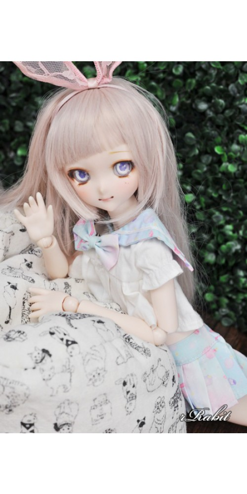 1/4 MSD MDD Holiday Angel Philia - Sailor Cute Dress Set - CP010 010 (Fancy Shell)