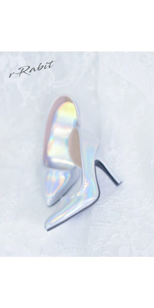 [NEW- Pre]Queen's heels ✚ 1/3 Boy/IP House Girls/POPO68 [DA002] - Sliver Laser