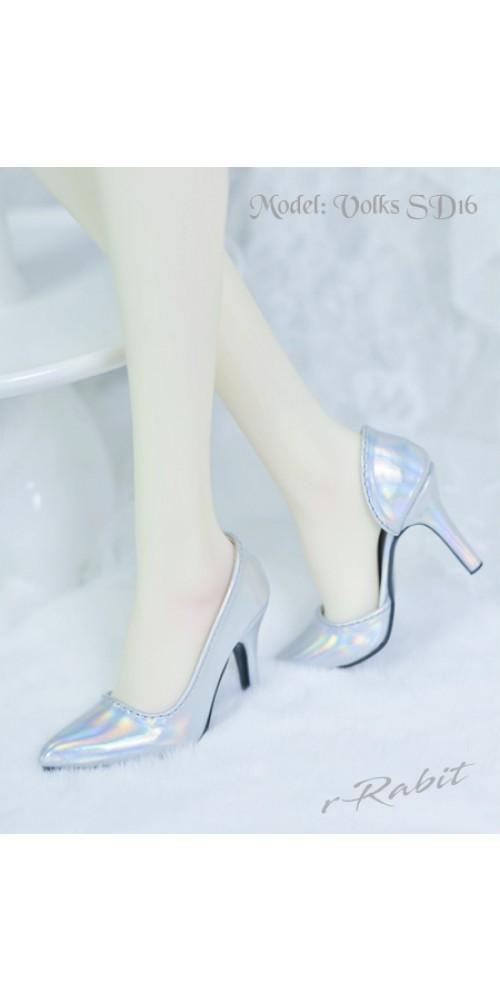 [Pre]Queen's heels ✚1/4 HighHeels/MDD/AP/Minifee/Unoa [DA002] - Sliver Laser