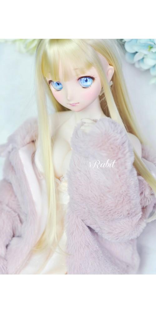 1/3 Sugar Fur Coat - DF003 1905 (Old pink)