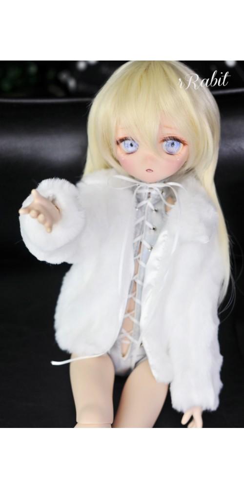 1/4 Sugar Fur Coat - DF003 1902 (White)