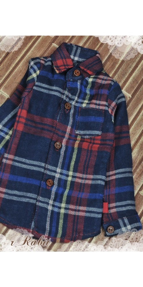 1/4 +Label Shirt + HL018 1717