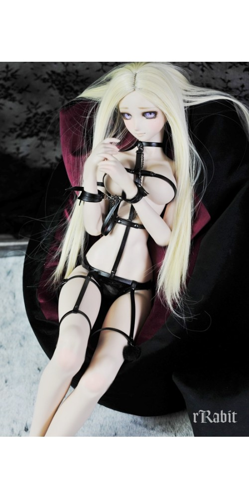 1/3 Girl - [Imprisonment] Leather accessory