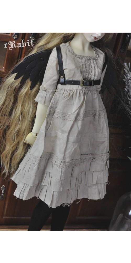 1/3 Girl [Lost Mist Bird] - Grey Dress