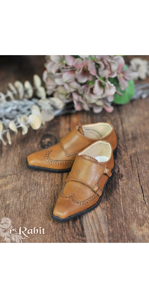 [Pre]1/3Boy SD13/SD17 Monk Shoes - RSH007 Caramel