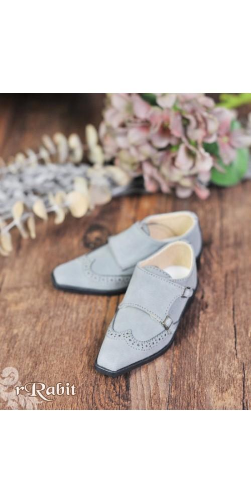 [Pre]1/3Boy SD13/SD17 Monk Shoes - RSH007 BrushedGrey