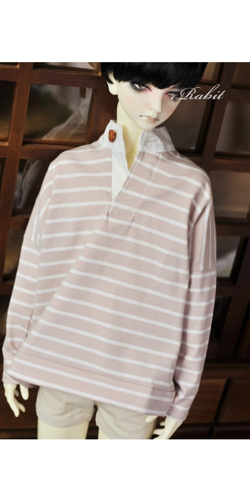 1/3 [Stand collar T-shirt] SH037 1905