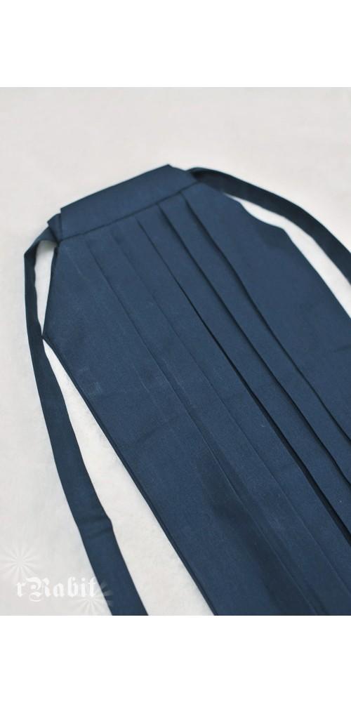 1/3 Hakama 行燈袴 (Japanese Bottom Dress) TS001 1714 (Deep Blue)