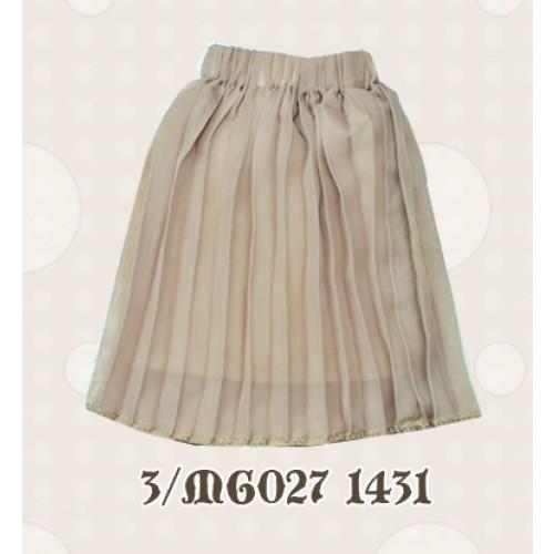 1/3 *Folded Short Skirt * MG027 1431